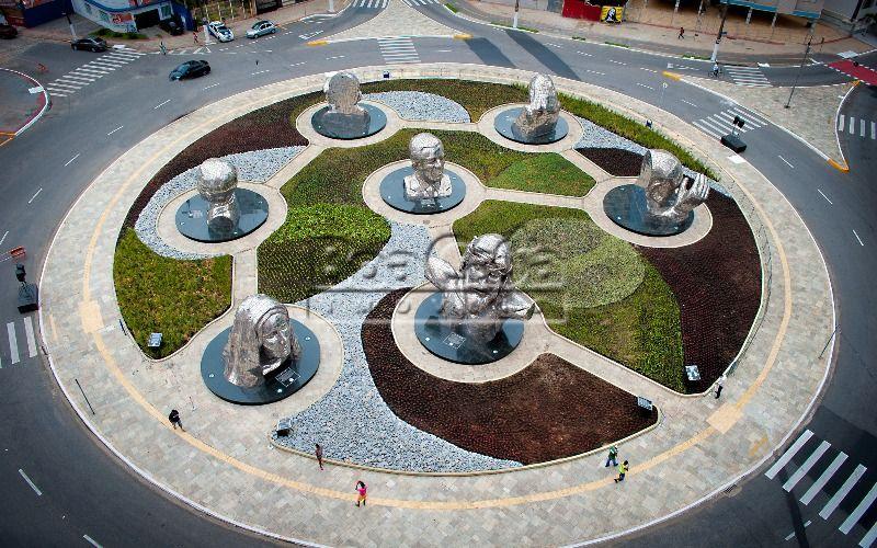 Boqueirão - Praça da Paz