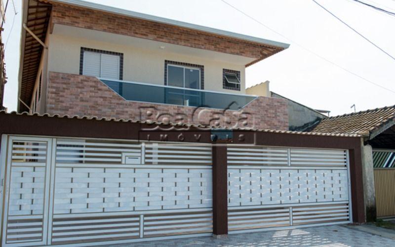 Casa condomínio 2 dorm Jd. Melvi, Praia Grande