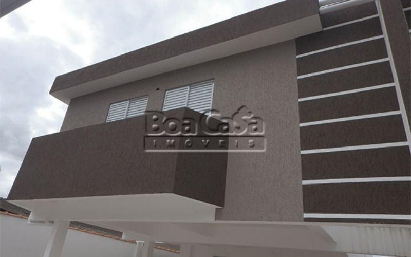 Casa Residencial no Tude Bastos, Praia Grande