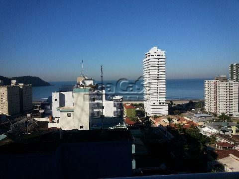 Lindo apartamento no Canto do Forte, Praia Grande - 3 Dorms / 2 Vagas demarcada