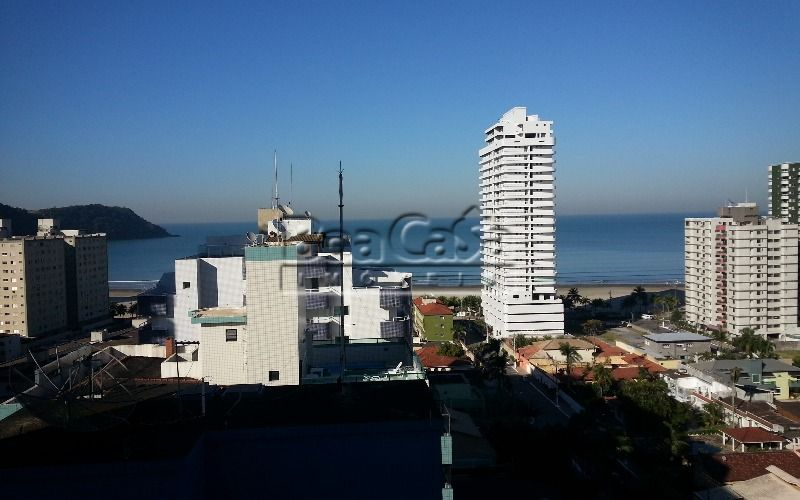 Apartamento no Canto do Forte, Praia Grande - 3 dorms / 1 Suíte / 2 Vagas demarcada