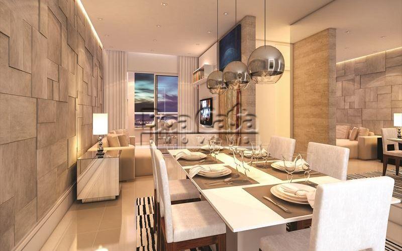 Sala de Jantar + Living