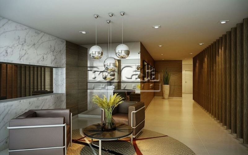 Apartamento no Canto do Forte, Praia Grande – 3 dorm com R$50.000,00 de entrada