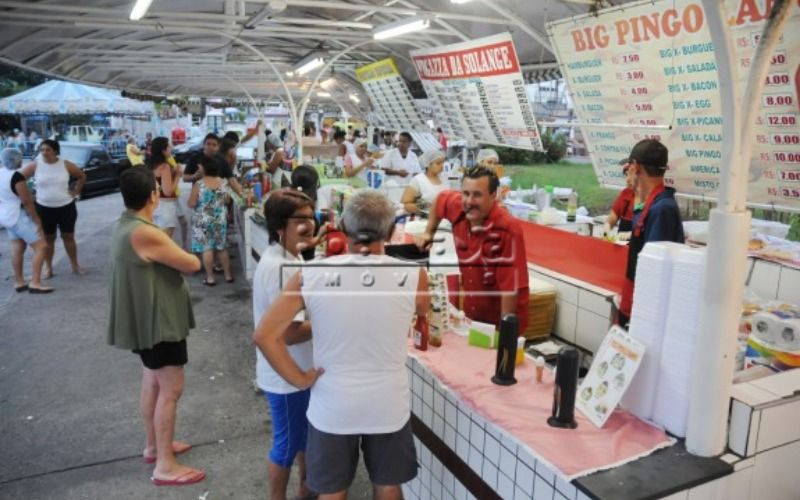 Feira de Gastronomia e Artesanato - Vila Caiçara