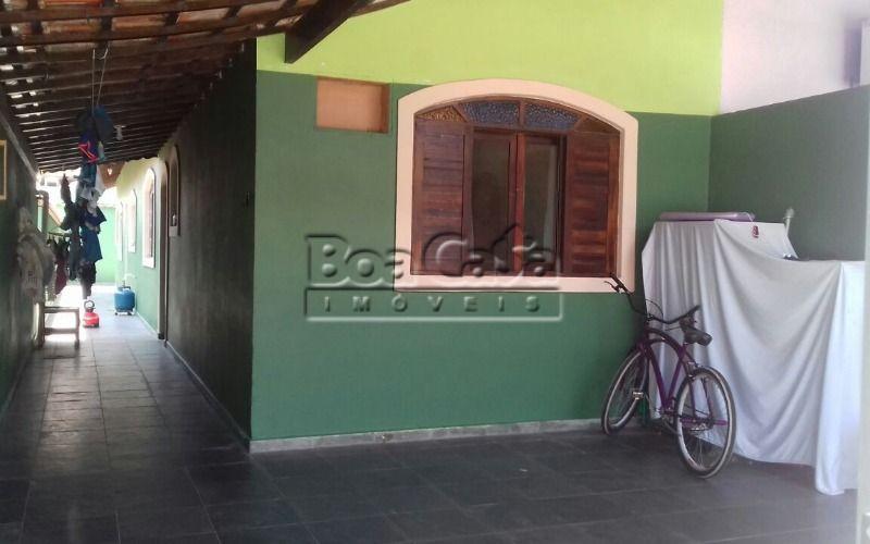 Casa geminada no Canto do Forte, Praia Grande – 2 dorm por R$350.000,00