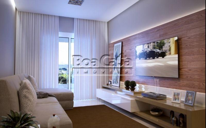 Apartamento no Canto do Forte, Praia Grande