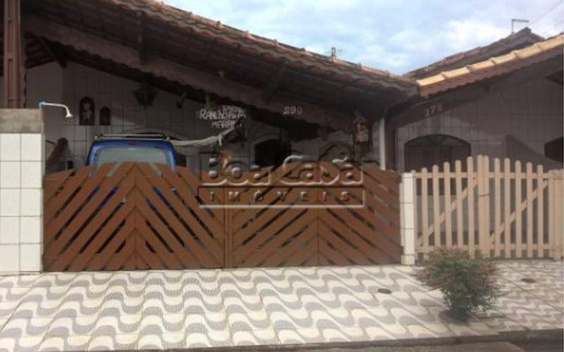 Casa 2 dorm  Jd Imperador, Praia Grande