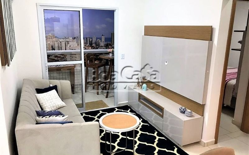 Apartamento Decorado - Sala de Estar