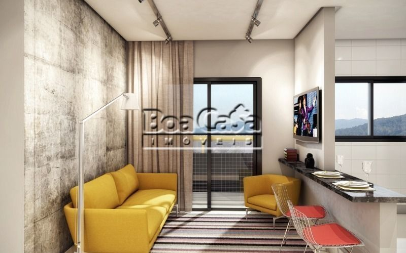 Apartamento Residencial no Boqueirão, Praia Grande