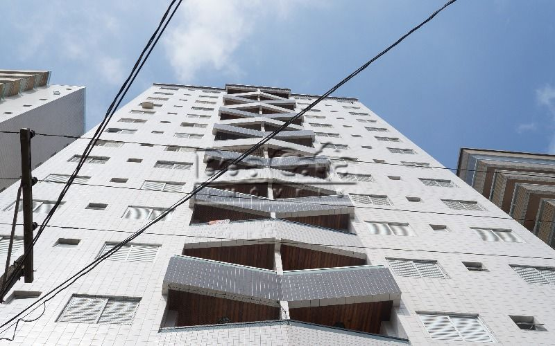 Apartamento na Ocian, Praia Grande – 2 dorm por R$185.000,00