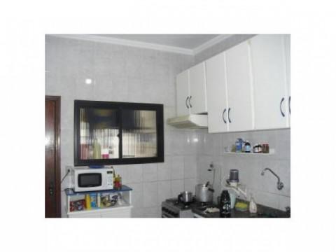 Apartamento em Praia Grande no Caiçara - 2 dormitórios