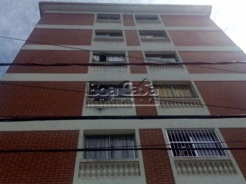 Apartamento no Canto do Forte, Praia Grande – 1 dorm por R$150.000,00