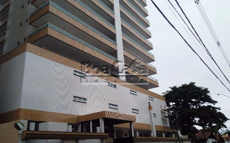 Apartamento na Vila Guilhermina, Praia Grande – 2 dorm por R$460.000,00