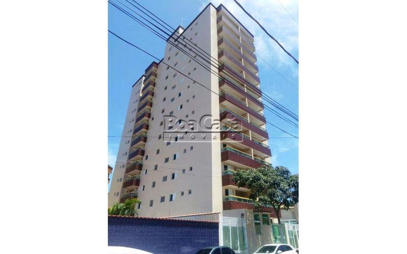 Apartamento na Vila Tupi, Praia Grande – 2 dormitórios
