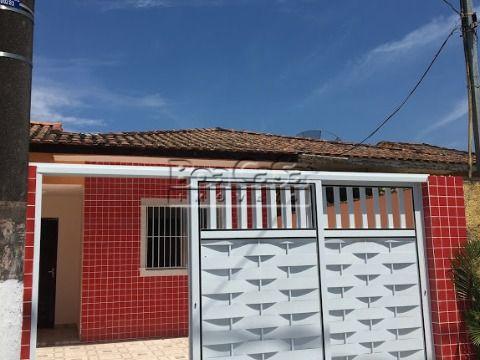 Casa com edícula no Canto do Forte,  Praia Grande