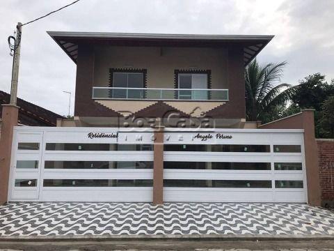 Sobrado na Vila Caiçara, Praia Grande