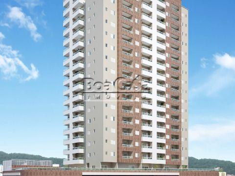 Apartamento na Vila Caiçara - Praia Grande