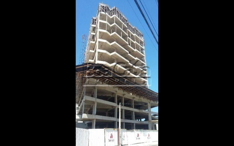 2 Fachada construção