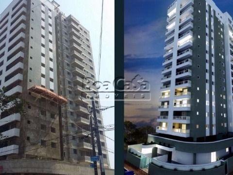 Apartamento na Vila Mirim, Praia Grande