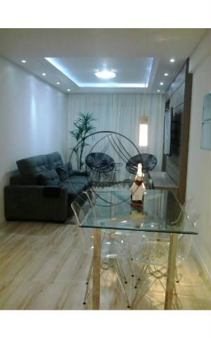 Apartamento em Barreiros SJ SC