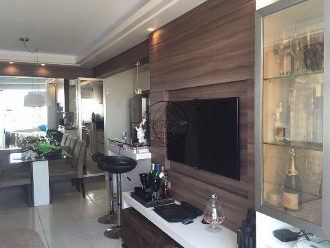 Apartamento a venda em Bairro Ipiranga São José SC de 2 dormitórios totalmente mobiliado