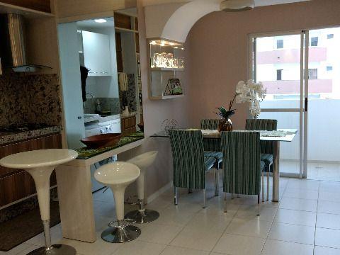 Vendo apartamento de dois dormitórios no condomínio Garden Ville em Forquilinhas São José SC