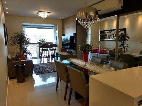 vendo apartamento em Balneário Estreito Florianopolis