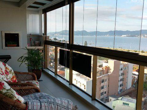 vendo excelente cobertura duplex no Balneário Estreito Florianópolis SC