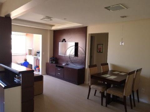 Vendo apartamento de dois dormitórios em Barreiros São José SC, perto da Faculdade Estácio de Sá, com dois dormitórios sendo uma suíte
