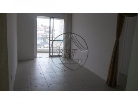 Barbada - Apartamento, 2 dormitórios, 1 suíte, 2 garagens em Barreiros São José SC