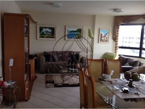 Apartamento de 145,82m², área útil, no Balneario Etreito Florianopolis SC