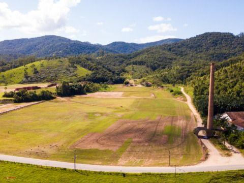 Terreno no bairro Usina- Antônio Carlos/SC