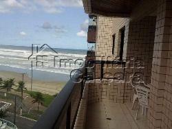 Apartamento 01 dormitório, com vista para o mar