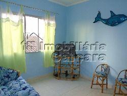 Apartamento 01 dormitório, 100 metros da praia!!!!