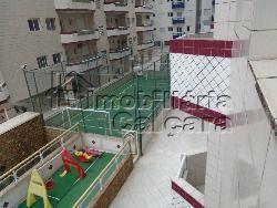 Apartamento 01 dormitório, 69 metros da praia!!!
