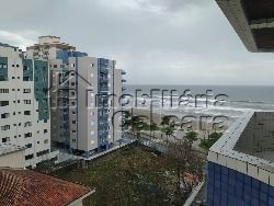 Apartamento com 01 dormitório com vista para o mar!!!!