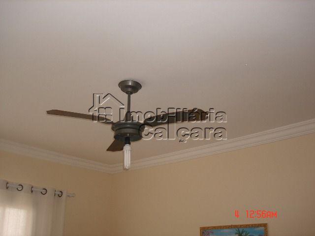 ventilador no teto