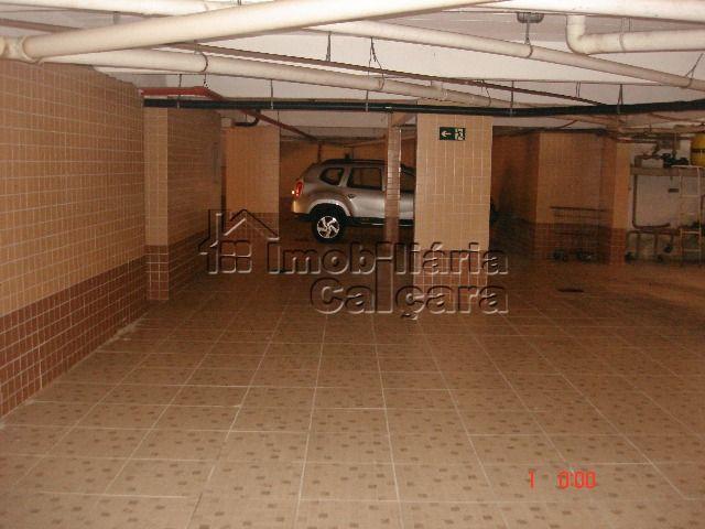 garagem do subsolo