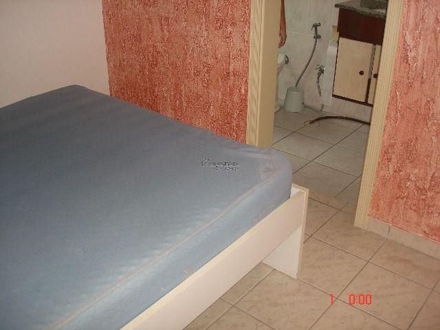 dormitório com suíte