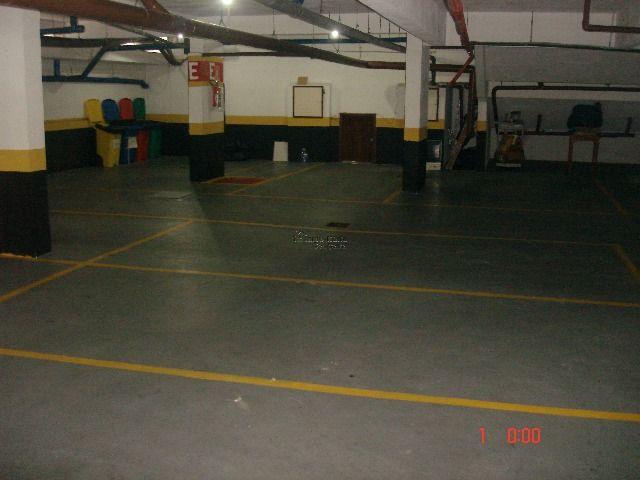 garagem piso subsolo