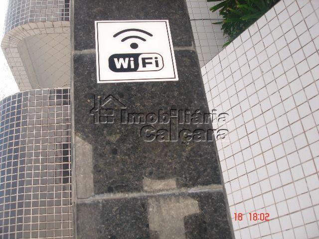 prédio com wifi