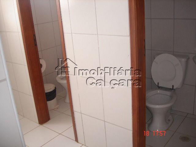 banheiro da sauna