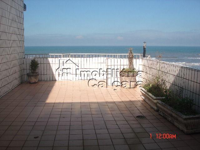 terraço vista mar
