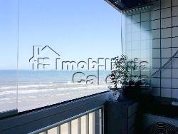 Apartamento 01 dormitórios, frente para o mar!!!