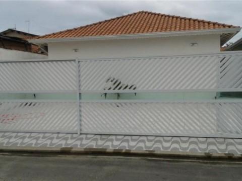 Casa  residencial à venda em condomínio, Vila Sônia, Praia Grande.