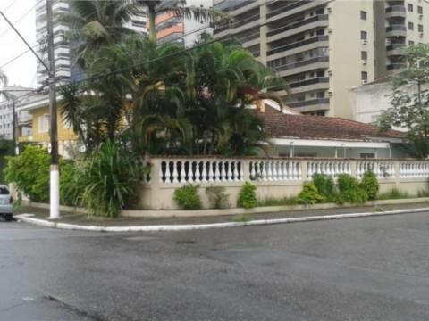 Casa  Isolada 3 dormitóriosl à venda, Canto do Forte, Praia Grande.