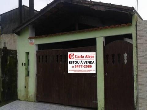 Casa 3 dormitórios à venda no Parque das Américas em Praia Grande