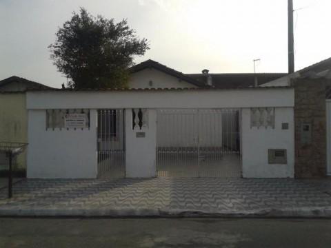 Casa residencial à venda, Jardim Samambaia, Praia Grande.