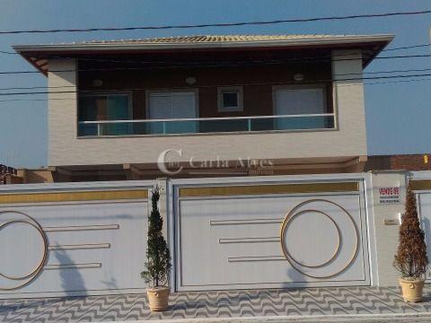 Casa em Condomínio com EXCELENTE Acabamento de 2 Dormitórios na Vila Mirim
