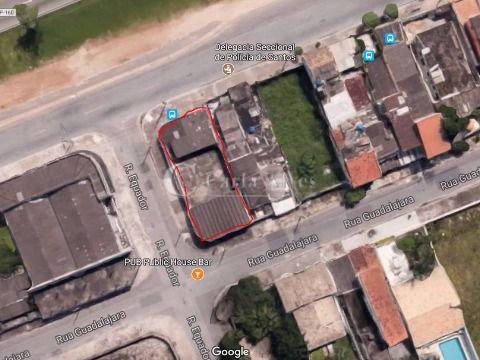 Terreno na Vila Guilhermina de 12x38